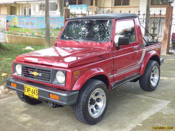 Chevrolet Samurai Mt 1300 4x4