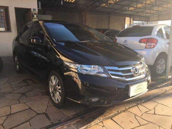 Honda City Lx Flex 2014