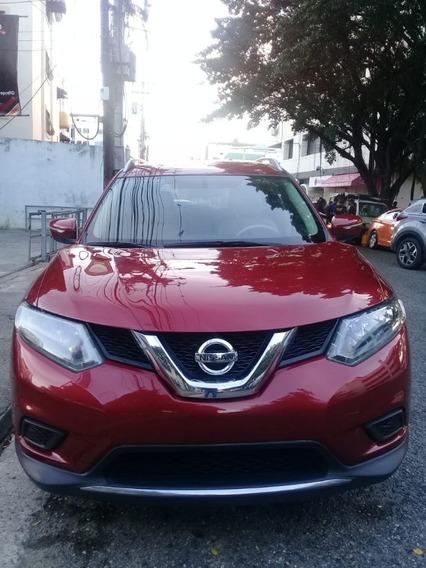Oferta De Nissan Rogue Sv 2014.financiamiento Disponible Y T