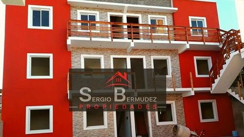 Imagen 1 de 12 de Emprendimiento Calle 67 Nº 231 - Mar Del Tuyù - 3 Ambientes.