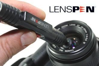Limpa Lente Lenspen Original Canon Nikon Sony - Promoção