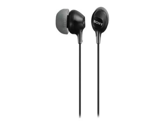 Fone De Ouvido Headset Som Alto Sony Ex15lp - Original