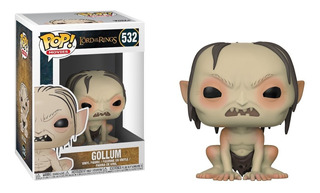 Funko - The Lord Of The Rings Gollum #532