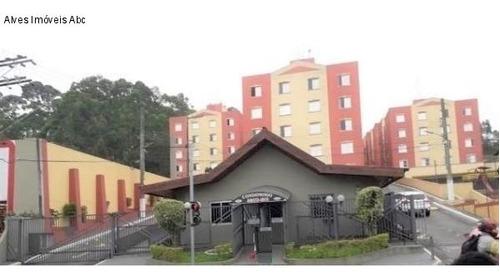 Apartamento Para Venda No Condomínio Arco Íris, Baeta Neves - Sbc. Lazer E Portaria 24hrs. - Ap01289 - 69301288