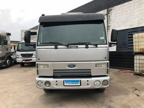 Ford Cargo 816 2013 4x2 Guincho Plataforma=mb Volvo Iveco Vw