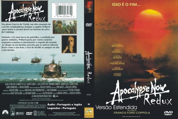 Apocalypse Now Redux - Versão Estendida Dublado E Legendado
