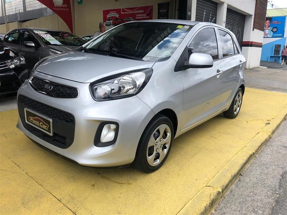 Kia Motors Picanto 1.0 Ex 12v Flex 4p Manual 2016/2017