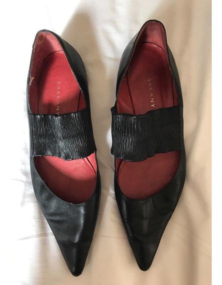 Zapatos Sarkany N 39 Negros