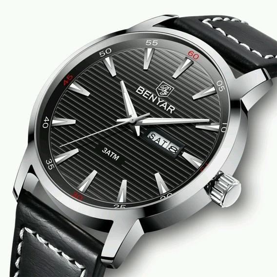 Relógio Pulso - Benyar - 43mm