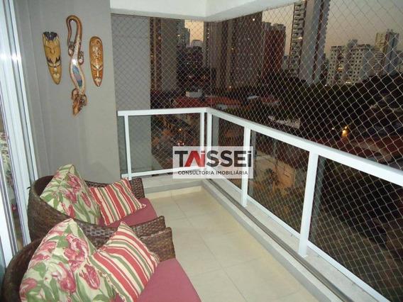 Apartamento Residencial À Venda, Brooklin Paulista, São Paulo. - Ap3303