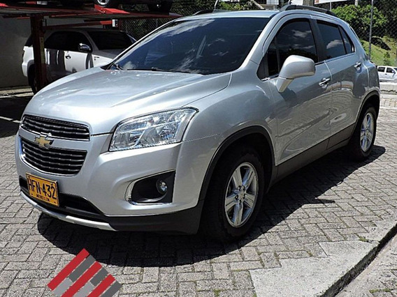 Chevrolet Tracker Lt 1.8 2014 Hfn432