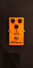 Nux Ds3 Classic Distortion