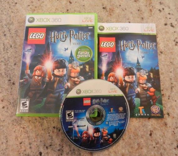 Lego Harry Potter Year 1-4 Xbox 360 Original