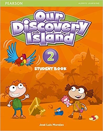 Our Discovery Island 2+multi-rom +online World -envio Gratis