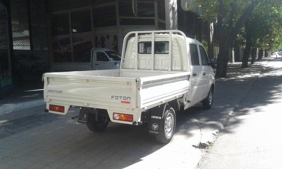 Foton Gratour T3 Minitruck Doble Cabina