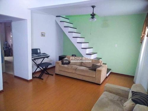 Imagem 1 de 25 de Sobrado Com 3 Dormitórios À Venda, 150 M² Por R$ 570.000,00 - Recanto Dos Sonhos - São Paulo/sp - So3617