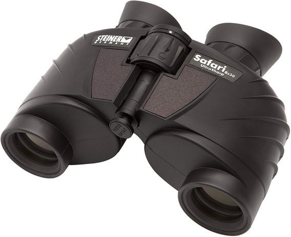 Binocular Prismático Steiner Safari Ultrasharp 8x30