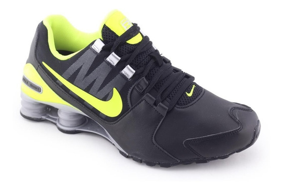 Tênis Masculino Nike Shox Avenue Ltr 833584 011