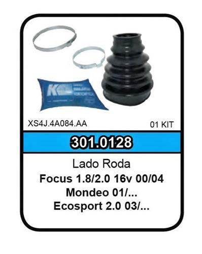 Imagen 1 de 7 de Capuchon Homocinetica Ford Focus/ecosport 2000/ Lado Rueda