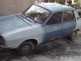 Renault 12 Mod 80 Con Gnc