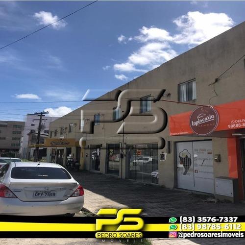 Imagem 1 de 7 de Sala Para Alugar, 25 M² Por R$ 800/mês - Manaíra - João Pessoa/pb - Sa0153