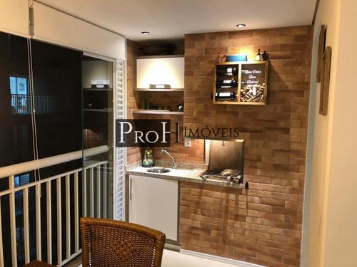 Imagem 1 de 15 de Apartamento Para Venda Em São Caetano Do Sul, Jardim São Caetano, 3 Dormitórios, 1 Suíte, 3 Banheiros, 2 Vagas - Vivalu