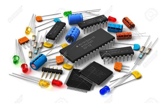 Componente Eletrônico Ucn5801ep Plcc