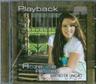 Playback Rozeane Ribeiro - Rastro De Unção
