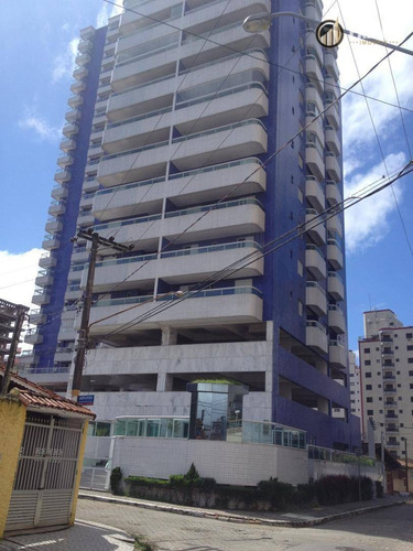 Apartamento Residencial À Venda, Aviação, Praia Grande - . - Ap2642