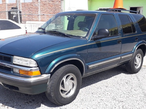 Chevrolet Blazer 4.3 Lt Piel 4x4 Mt 1998
