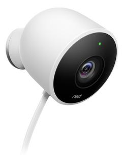 Nest Cam / Cámara Ip Para Exterior 1080p / Blanco