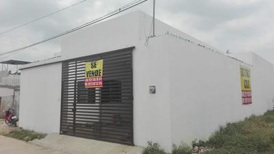 Casa Nueva 2 Recámaras, Estacionamiento, Áreas De Lavado