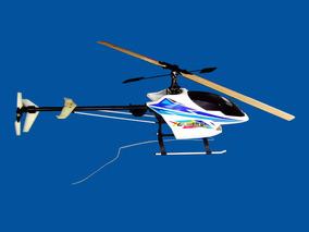 Helicoptero Caliber 30 Kyosho