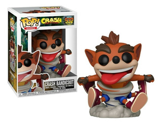 Funko Pop Crash Bandicoot Crash