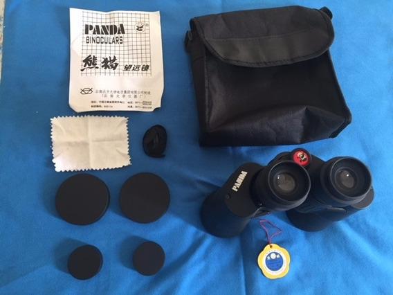 Binóculo Panda Com Case Modelo 20x50