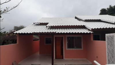 Casa Em Cordeirinho (ponta Negra), Maricá/rj De 112m² 2 Quartos À Venda Por R$ 250.000,00 - Ca213336