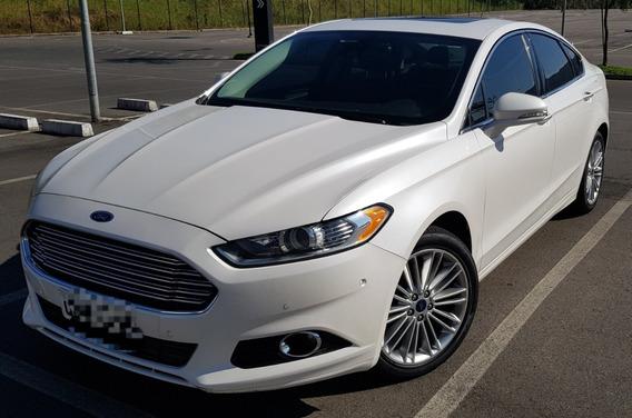 Ford Fusion 2.0 Titanium Awd 16v Gasolina 4p Aut 2016