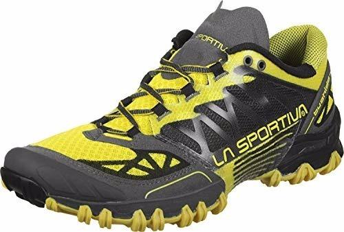 Tenis Bushido Hombre Ultra Trail Running La Sportiva Carbón