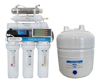Purificador Purikor Osmosis Inversa 7 Etapas Incluye Tanque