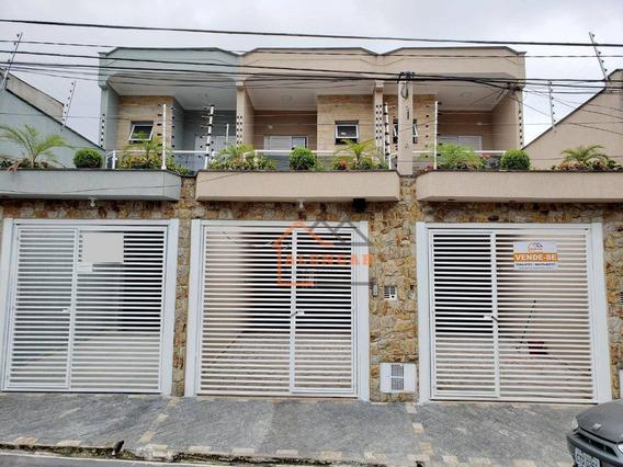 Sobrado À Venda, 100 M² Por R$ 369.900,00 - Jardim Caguassu - São Paulo/sp - So0147