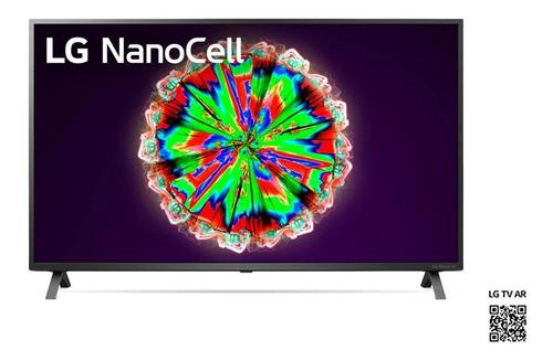 Imagen 1 de 4 de Televisor 50  LG  4k 50nano79sn C/ Control Magic