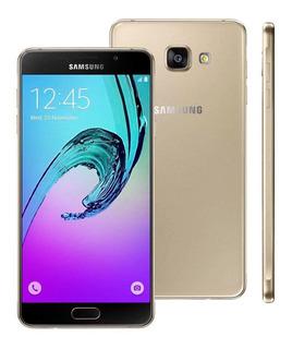 Samsung Galaxy A7 2016 Duos A710 Vitrine Anatel!nf+fone!