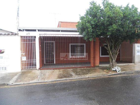 Casa Residencial À Venda, Vila Bourbon (sousas), Campinas. - Ca0439