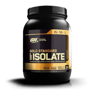 Gold Standard Isolate 720g - Optimum Nutrition On / Com Nf