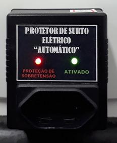 Protetor De Surto Para Geladeira/ Eletronicos Auto 110v 20a