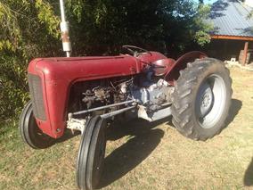Tractor Massey Ferguson Mf-65 Diesel 4 Cilindros Buen Estado
