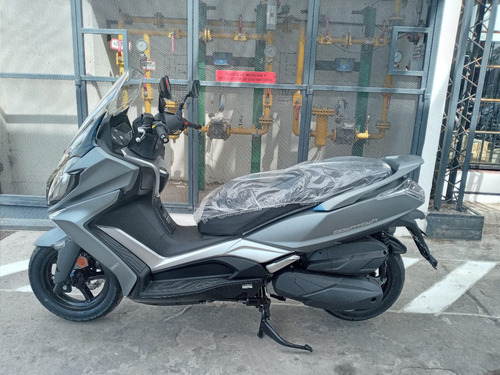 Scooter Kymco Downtown 350 Cc Urbana Maxiscooter 321 Cc.
