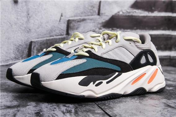 Tênis adidas Yeezy 700 Wave Couro