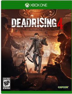 Dead Rising 4 Xbox One Juego Fisico Original Sellado