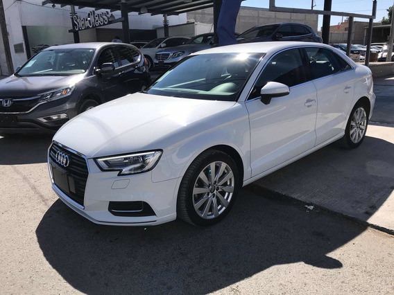 Audi A3 1.4 Sedán Select At Dsg 2017